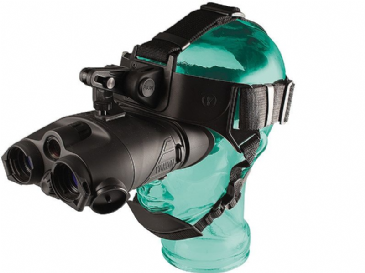 Yukon Advanced Optics Tracker NVG 1x24 Night Vision Goggle Kit